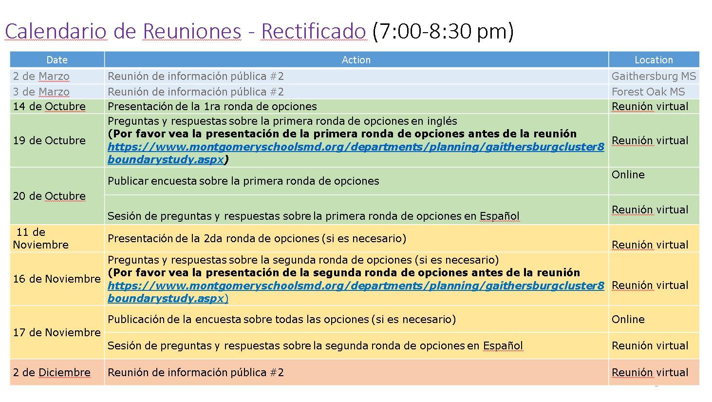 schedule image ESP